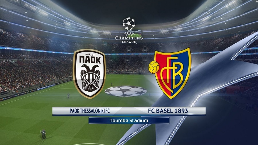 PAOK - Basel, prediction for Champions League | Betinum com