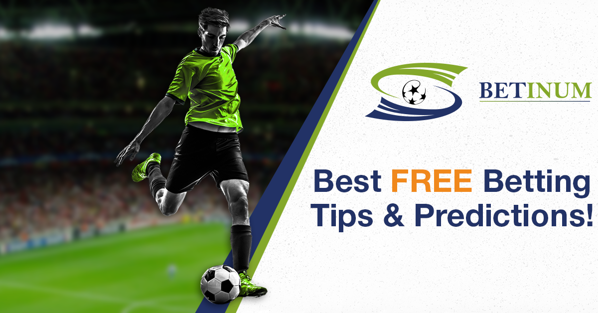 Free Football Betting Tips & Football Predictions — Betinum