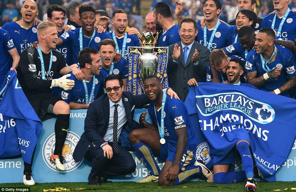 33EFE4D400000578 3578413 image m 3 1462648474113 - Най - успешните отбори в големите европейски лиги