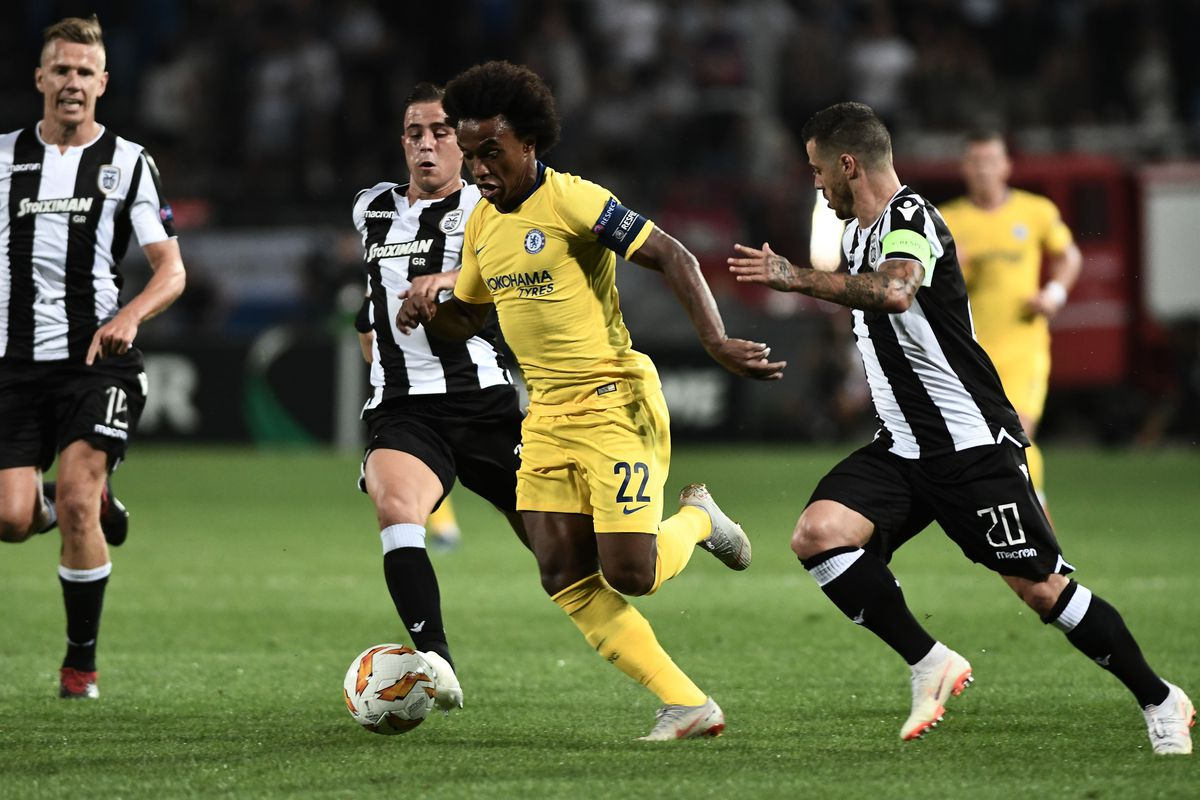 Chelsea - PAOK, Europa League Prediction | Betinum com