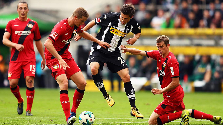 Borusiya-Mgladbah-Bayer-Leverkuzen Prognoza ot Bundesliga
